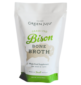 Green Juju Green Juju Bison Bone Broth 24oz