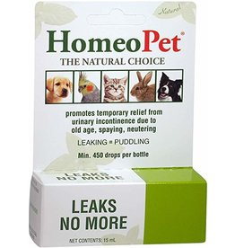 Homeopet Homeopet Leaks No More 15ml