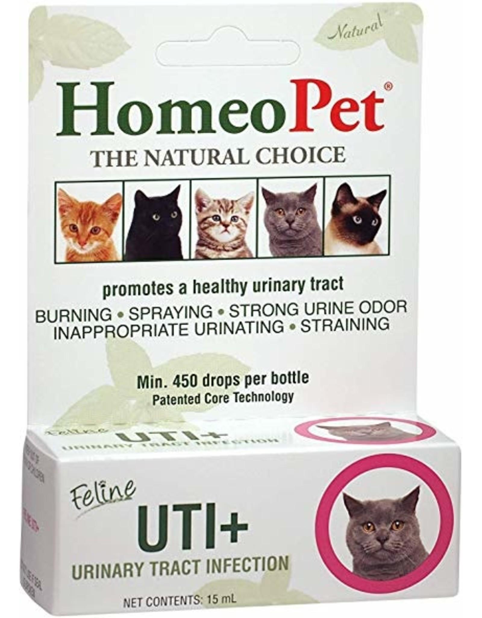 Homeopet Homeopet UTI 15ml