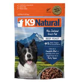 K9 Natural K9 Natural Dog FD Beef 17.6oz