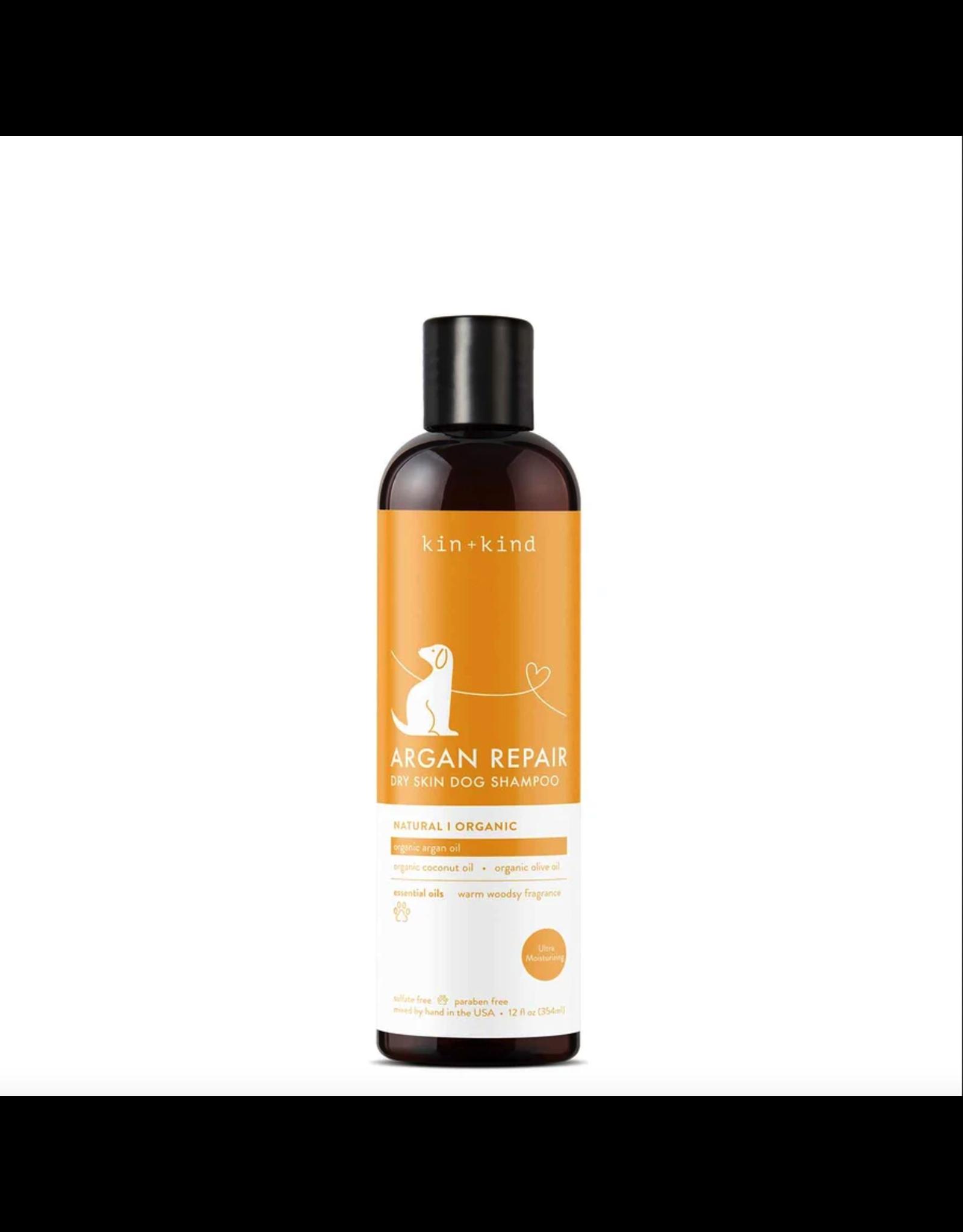 Kin and Kind Kin and Kind Dry Skin and Coat Shampoo 12oz