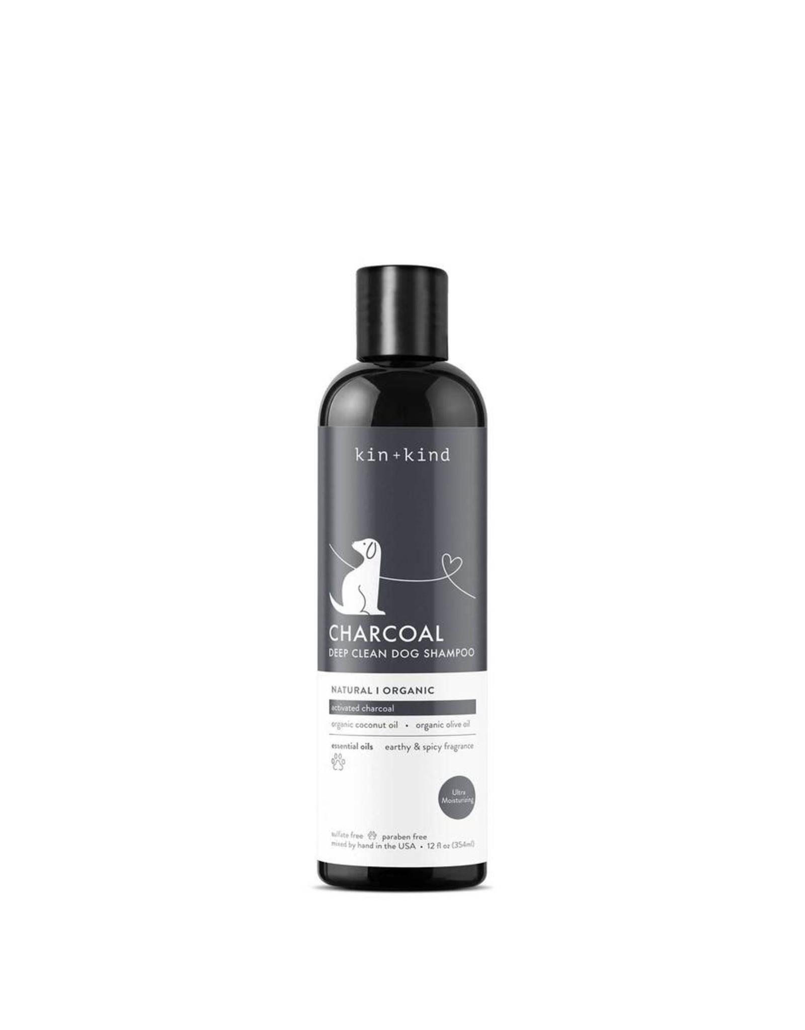 Kin and Kind Kin and Kind Charcoal Shampoo 12oz