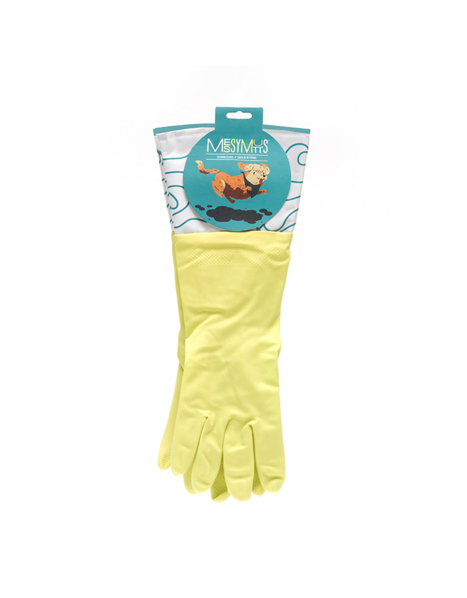 Messy Mutts Messy Mutts Silicone Grooming Glove