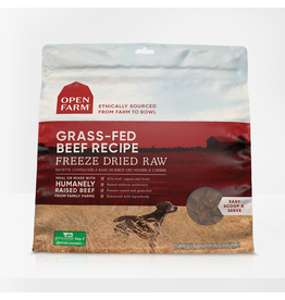 Open Farm Open Farm Dog Freeze Dried Beef 13.5oz