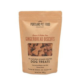Portland Pet Food Company Portland Pet Food Company Gingerbread Biscuits 5oz
