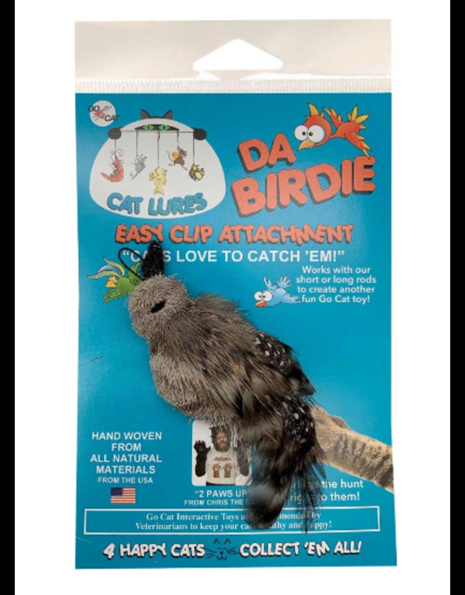 Go Cat Go Cat Da Birdie Refill