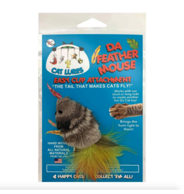 Go Cat Go Cat Da Feather Mouse Refill