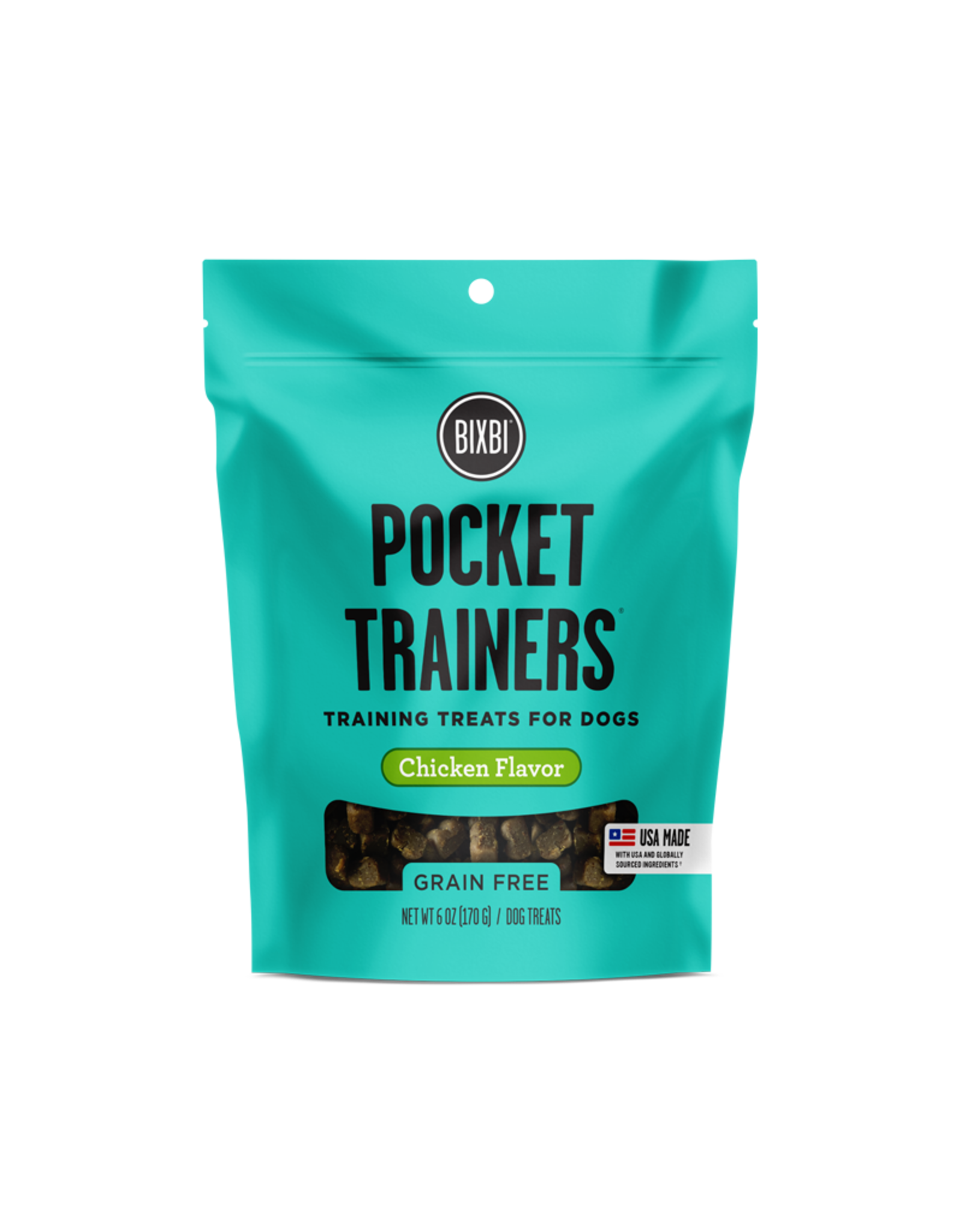 Bixbi Bixbi Pocket Trainers Chicken 6oz