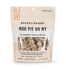 Bocce's Bakery Bocce's Bakery Soft and Chewy Mud Pie Oh My 6oz