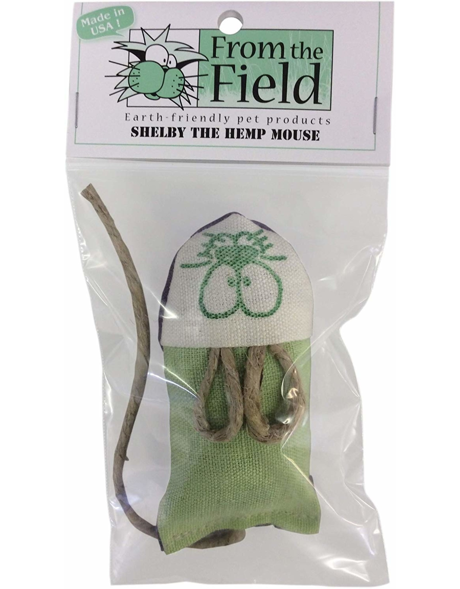 From The Field From the Field Shelby the Refillable Hemp Mouse