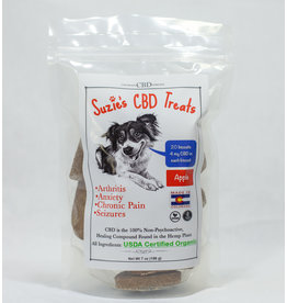 Suzie's Pet Treats Suzie's CBD Treats Apple 7oz