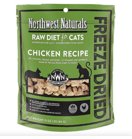 Northwest Naturals Northwest Naturals Cat Freeze Dried Chicken 11oz
