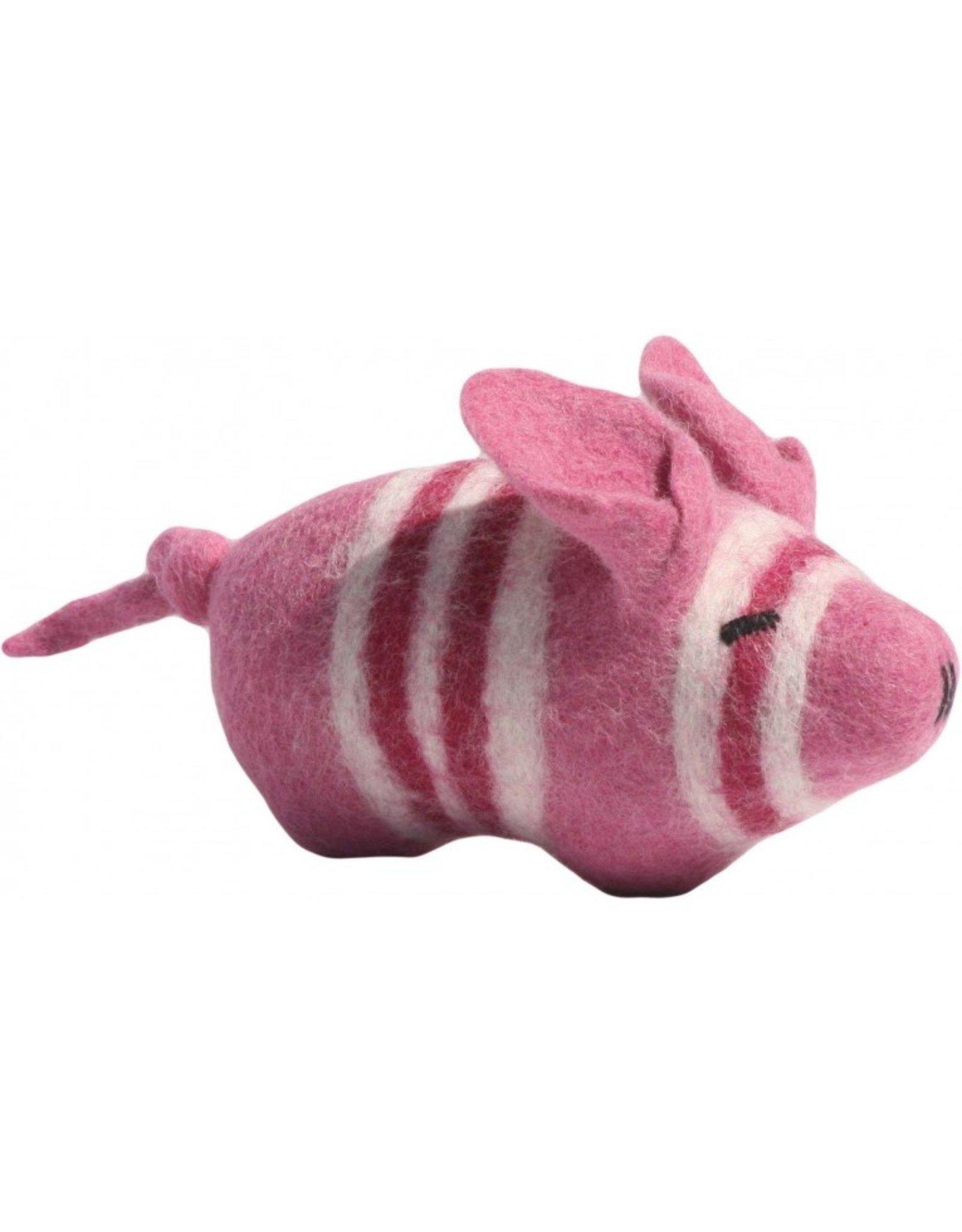 Lollycadoodle Lollycadoodle Wool Pig