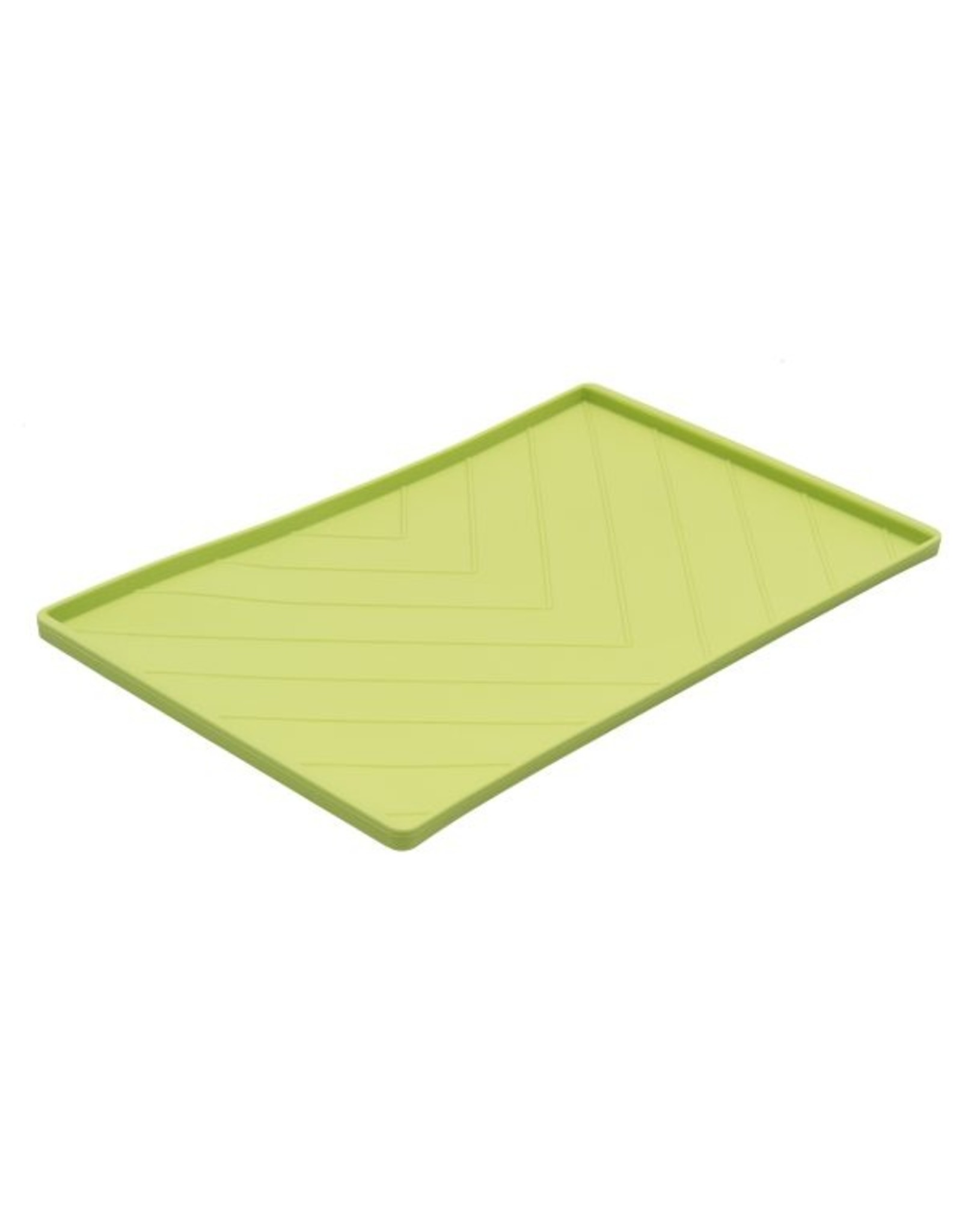 Messy Mutts Messy Mutts Silicone Food Mat Green