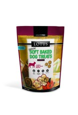 Lotus Pet Food Lotus Dog Soft Baked Lamb and Tripe Treats 10oz
