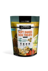 Lotus Pet Food Lotus Dog Soft Baked Sardine and Herring Treats 10oz