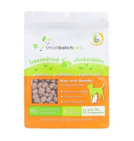 SmallBatch Pets SmallBatch Freeze Dried Chicken Bites 7oz