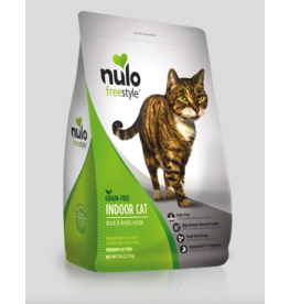 Nulo Nulo Cat Indoor Duck and Lentil 5lb