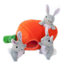 Zippy Paws Zippy Paws Burrow Carrot with Bunnies