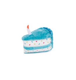 Zippy Paws Zippy Paws Birthday Cake Blue