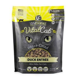 Vital Essentials Vital Essentials Cat Freeze Dried Duck Nibs 12oz