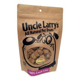 Uncle Larry's Uncle Larry's Dog Lamb Liver 2oz