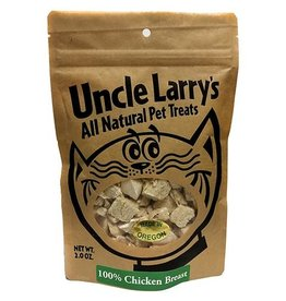 Uncle Larry's Uncle Larry's Cat Chicken Breast 2oz