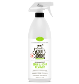 Skout's Honor Skout's Honor Dog Stain and Odor Remover 35oz