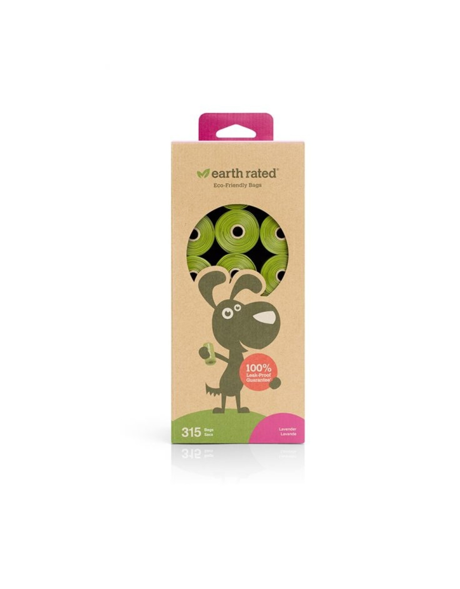 Earth Rated Earth Rated Poop Bags Lavender 315ct