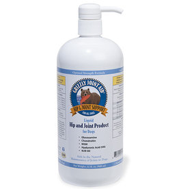 Grizzly Pet Products Grizzly Dog Hip and Joint Liquid 32oz