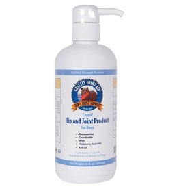 Grizzly Pet Products Grizzly Hip and Joint Liquid 16oz