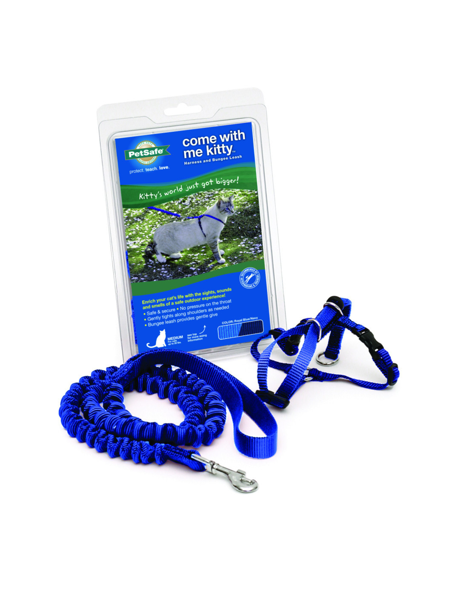 Petsafe Petsafe Come With Me Kitty Harness and Leash