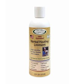 Mad About Organics Mad About Organics Healing Liniment 8oz
