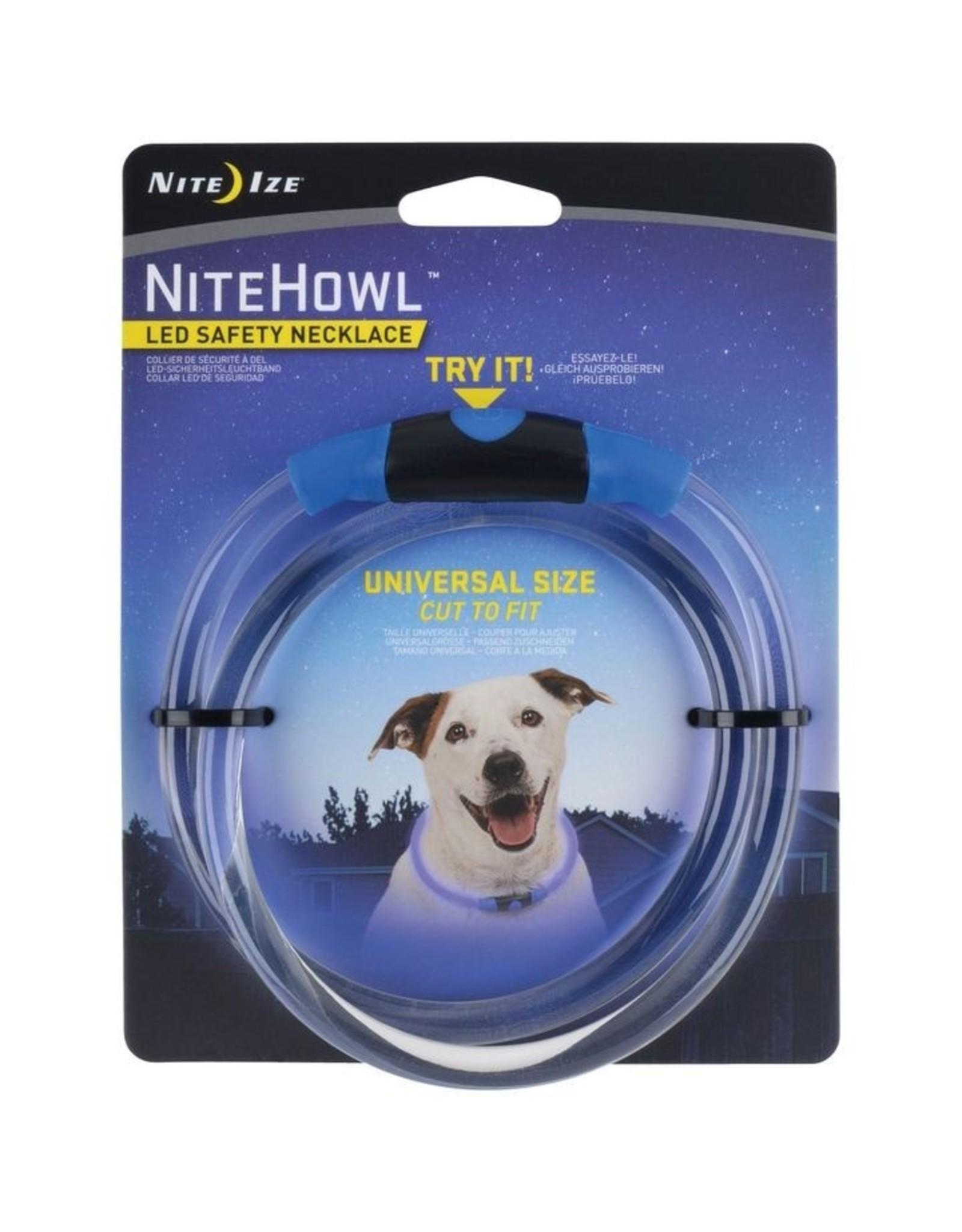 Nite Ize Nite Ize NiteHowl LED Necklace Blue
