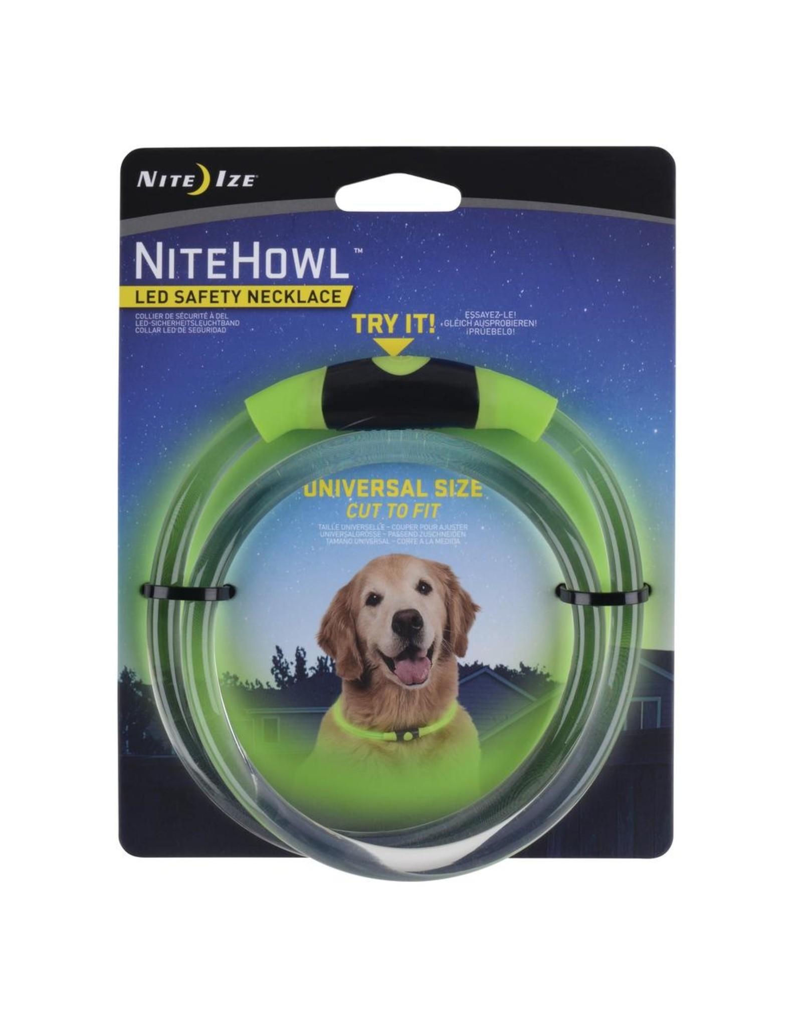 Nite Ize Nite Ize NiteHowl LED Necklace Green