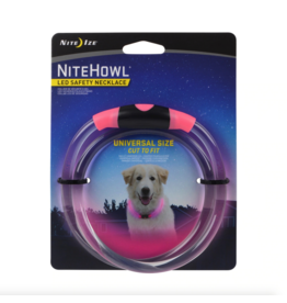 Nite Ize Nite Ize NiteHowl LED Necklace Pink