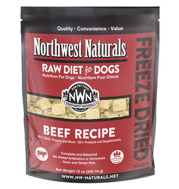 Northwest Naturals Northwest Naturals Dog Freeze Dried Beef 12oz