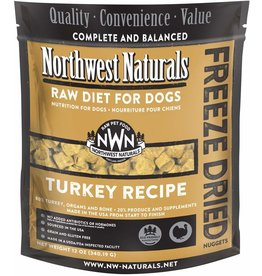 Northwest Naturals Northwest Naturals Dog Freeze Dried Turkey 12oz