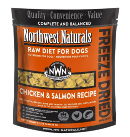 Northwest Naturals Northwest Naturals Dog Freeze Dried Chicken Salmon 12oz