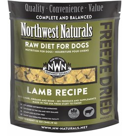 Northwest Naturals Northwest Naturals Dog Freeze Dried Lamb 12oz