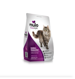 Nulo Nulo Cat Hairball Turkey and Cod 5lb