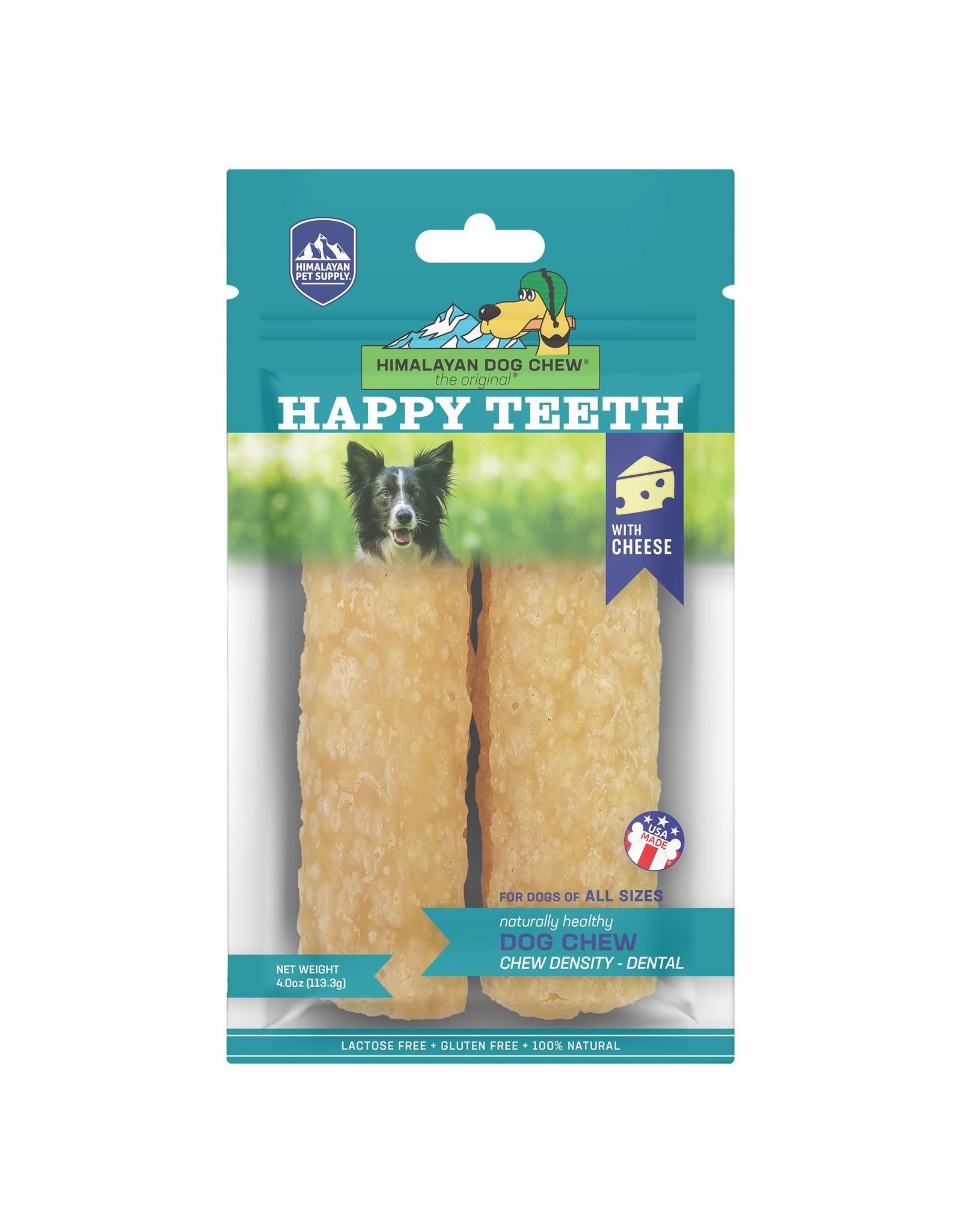 Himalayan Pet Supply Himalayan Dog Chew Happy Teeth