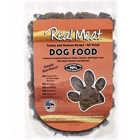 The Real Meat Company The Real Meat Food Turkey and Venison Recipe
