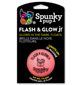 Spunky Pup Spunky Pup Flash and Glow Ball Jr