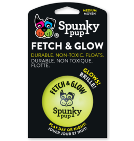 Spunky Pup Spunky Pup Fetch and Glow Ball