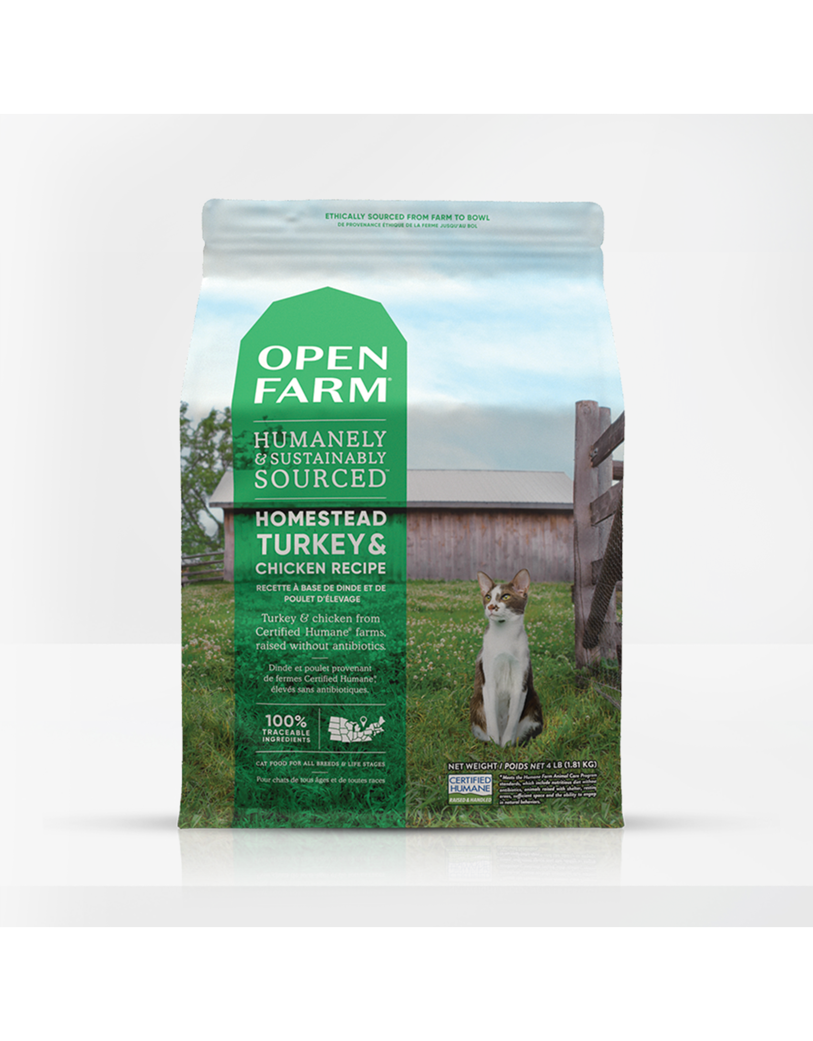 Open Farm Open Farm Cat Turkey and Chicken Recipe