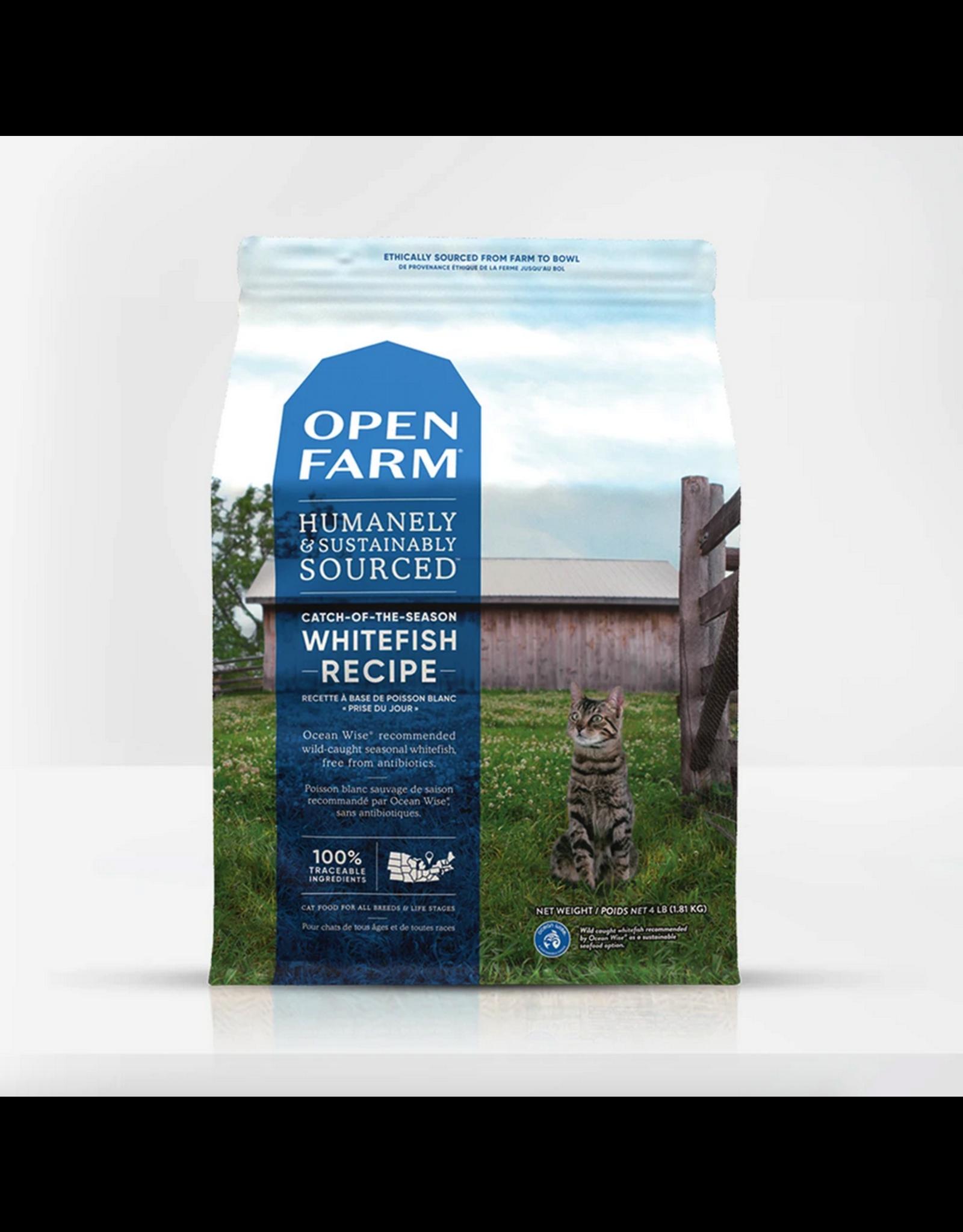 Open Farm Open Farm Cat Whitefish Recipe