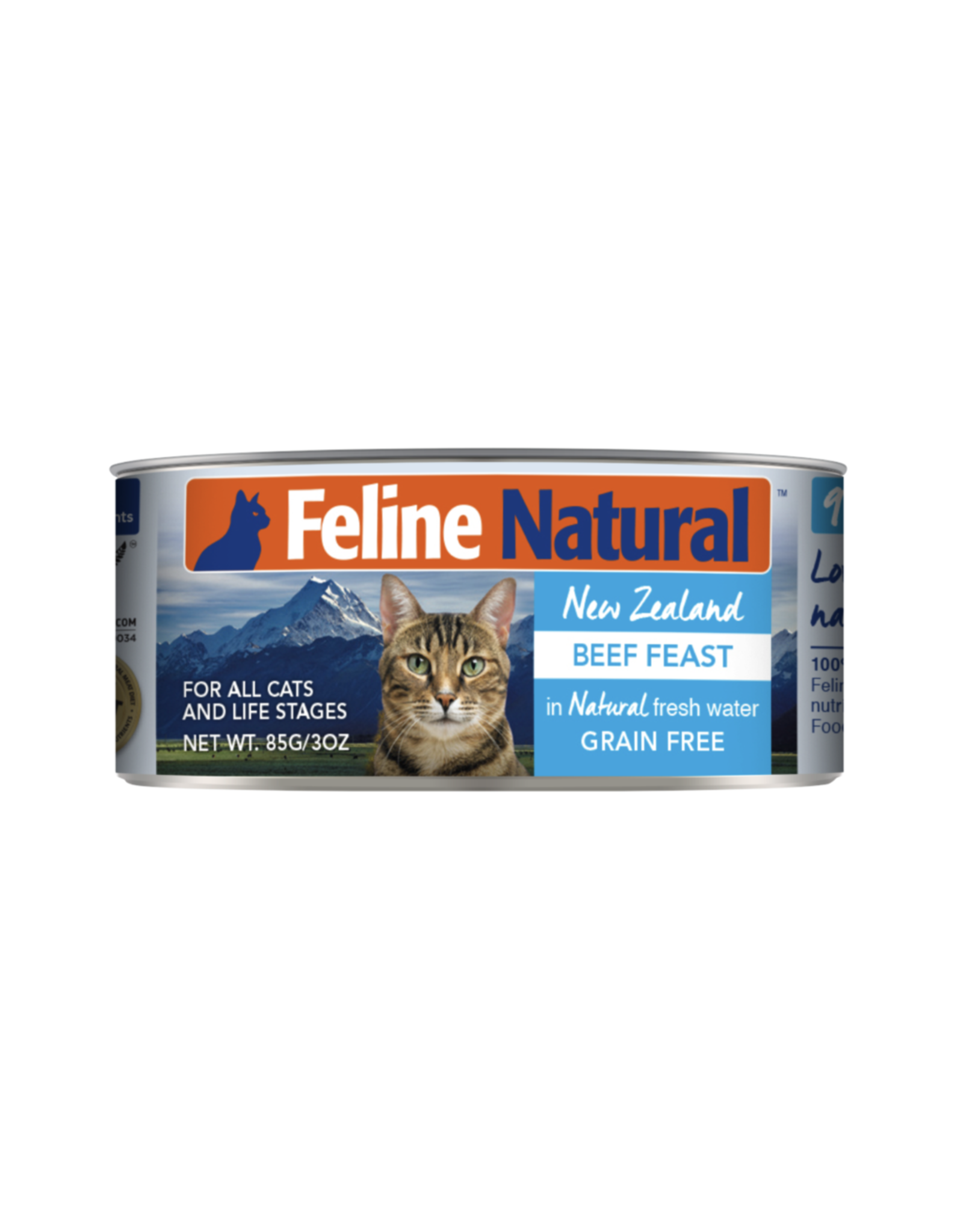 Feline Natural Feline Natural Beef Feast