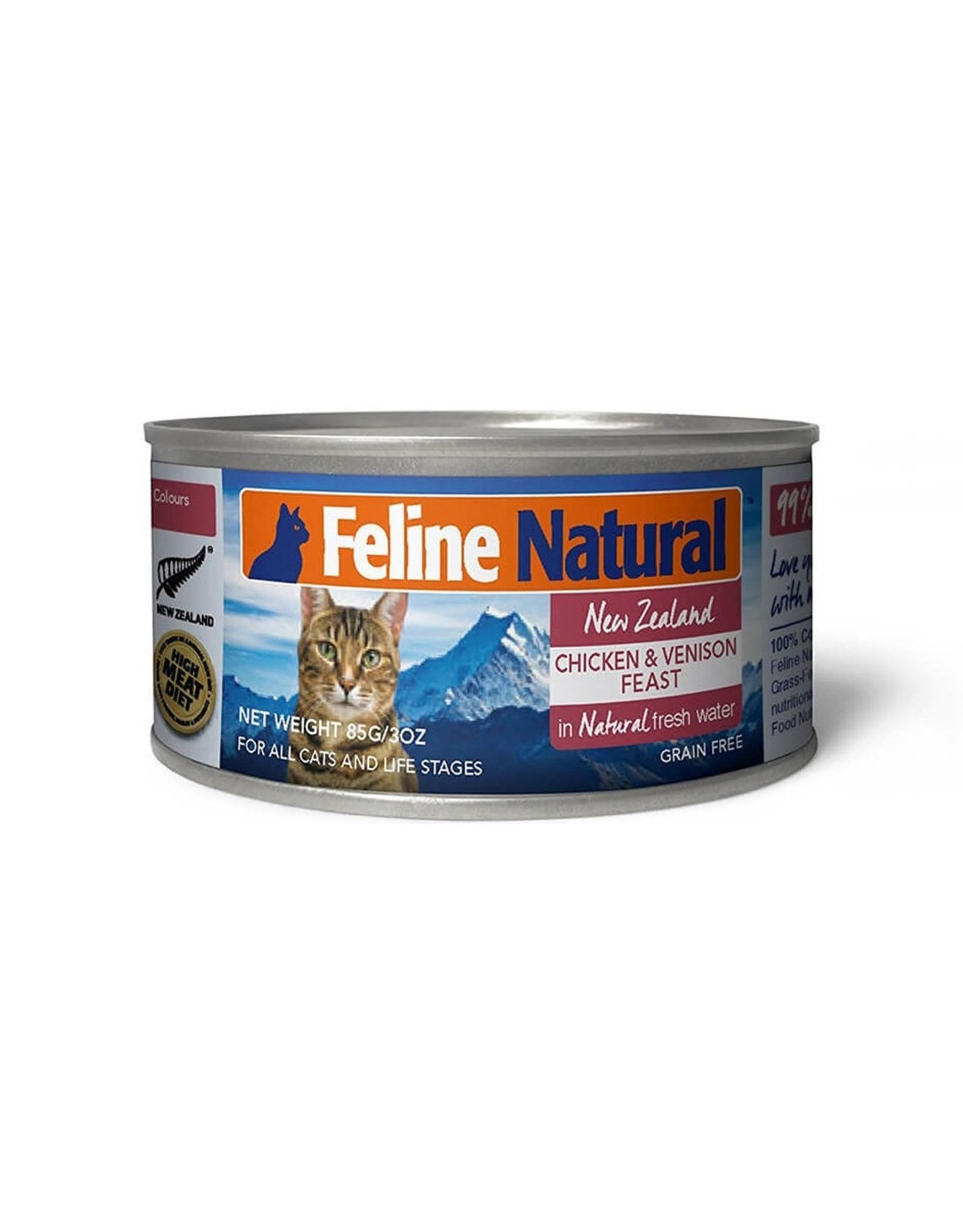 Feline Natural Feline Natural Chicken and Venison Feast