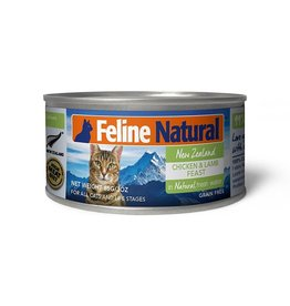 Feline Natural Feline Natural Chicken and Lamb Feast